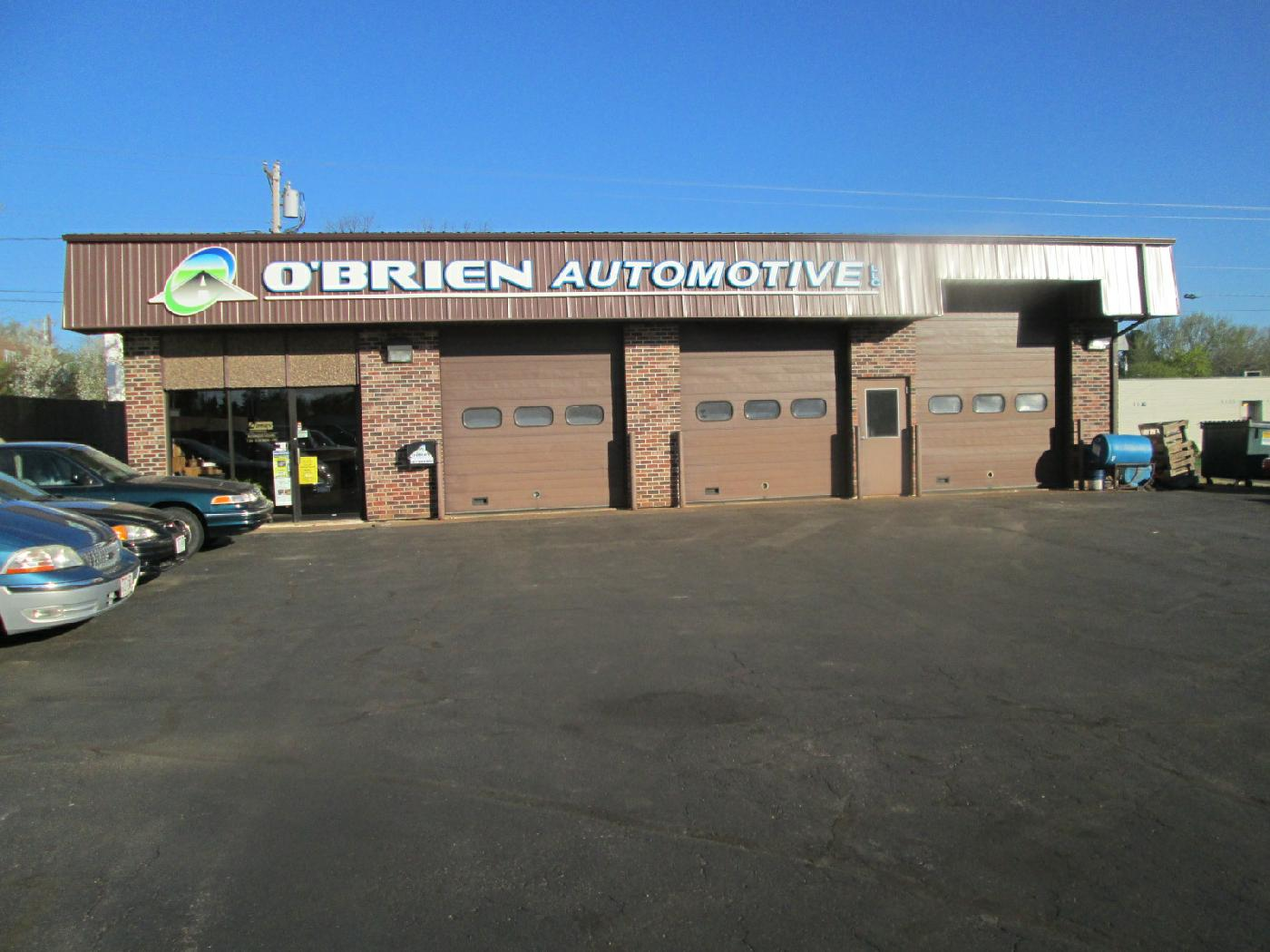 24 Hour Oil Change >> O Brien Automotive Llc Oil Changes Auto Repair